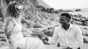Josch Photo Guadeloupe : Jeunes mariés R et C