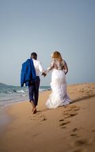 Jeunes mariés R et C