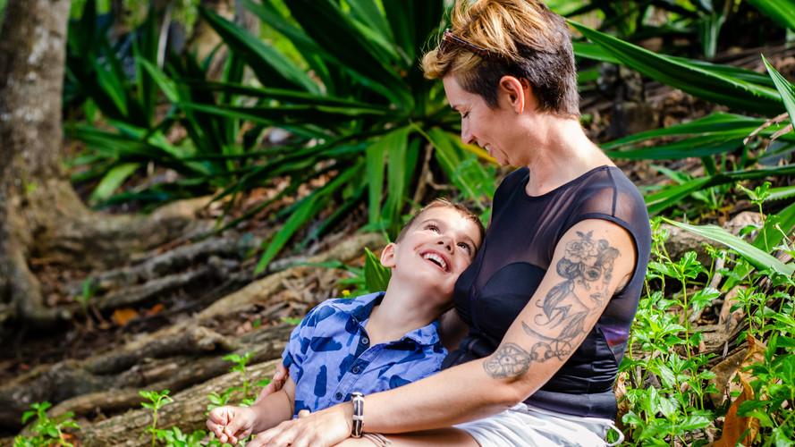 Josch Photo Guadeloupe : Portrait couleur Famille