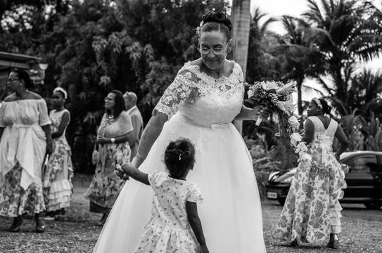 Josch Photo Guadeloupe : Mariage C et B