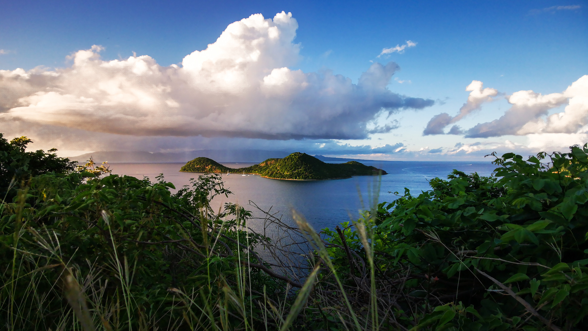 Josch Photo Guadeloupe : Paysage - Les Saintes - Guadeloupe