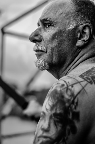 Josch Photo Guadeloupe : Portrait Noir et Blanc Perso