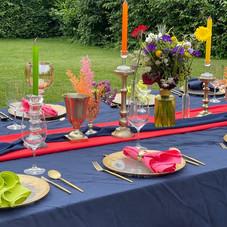 70th Birthday Picnic Party