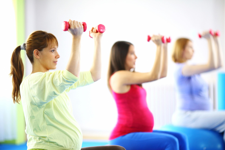 Prenatal Classes تمارين الحمل التصحيحية