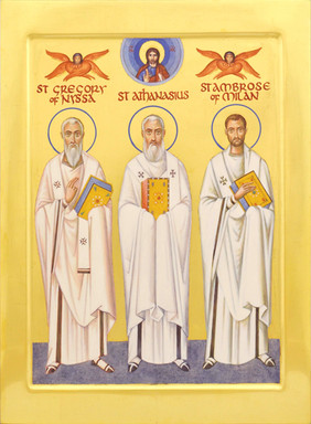 Three hierarchs of the Church