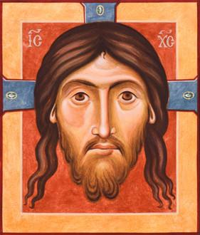 Icon of Christ - Mandilion