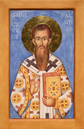 Icon of Saint Gregory Palamas