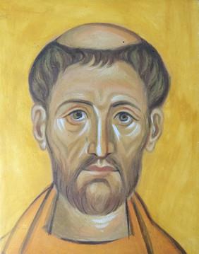 Study of Saint Alphege