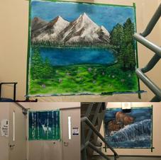 Hospital Murals