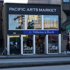 Pacifc Arts Market