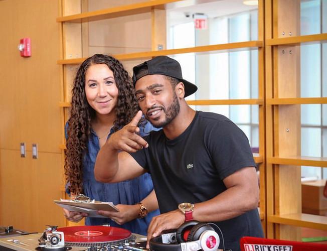 Rick&JazzMTSBeatClinic.jpg
