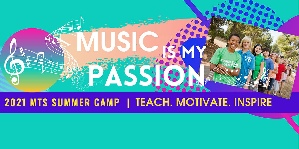 July 19th - July 23rd Summer Camp