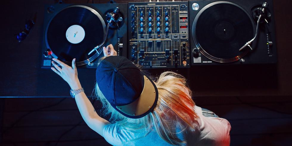 DJ Class - Youth Mix 101- The Beginner Preregistration