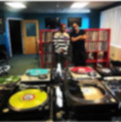 DJ Karee, DJ Rick Geez, Music Theory Studios, DJ Classes, Learn to DJ, DJ School in Virginia
