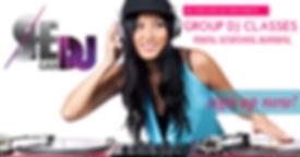 Female DJ, Girl DJ, DJ Classes, Girl DJs, Group DJ Classes, DJ Lessons, DJ Courses, SIgn Up DJ CLasses,