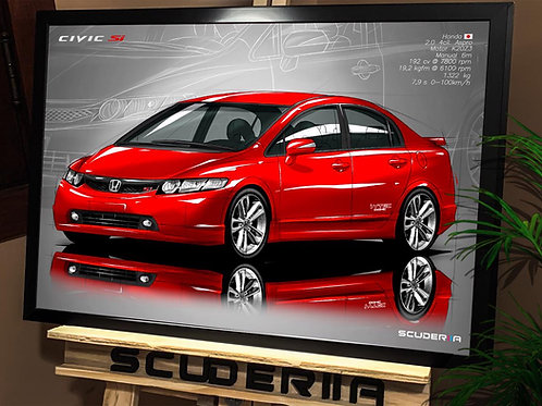 CIVIC SI- PERSPECTIVE