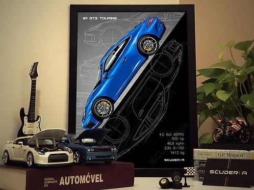 911 GTR TOURING - GRADIENT STREET