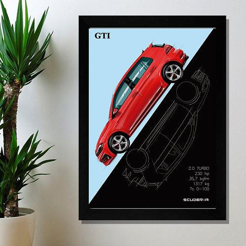 VW GOLF GTI MK7,5