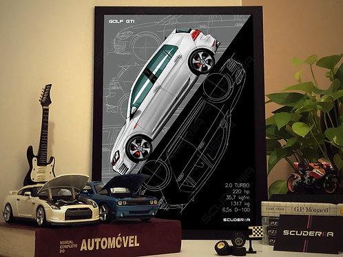 VW GOLF GTI MK7 - GRADIENT STREET