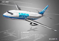 ARTE HORIZONTAL A1 boeing 737-200 vasp.j