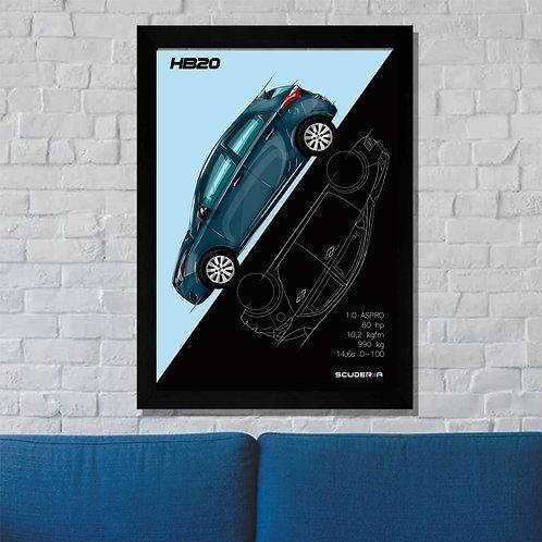 Hyundai HB20 1.0 12-15