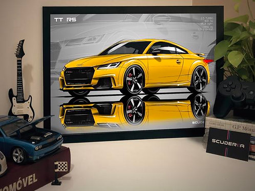 TT RS  - PERSPECTIVE