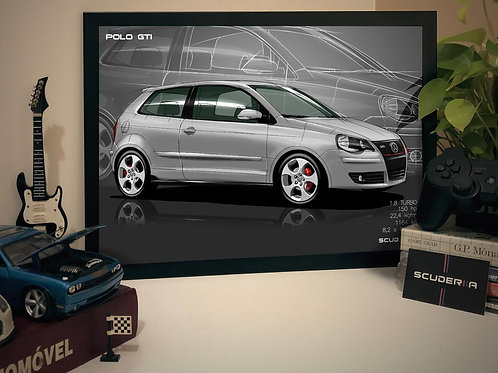 POLO GTI 2007 - PERSPECTIVE