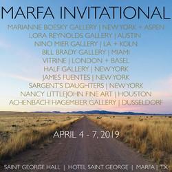 Marfa Invitational 2019