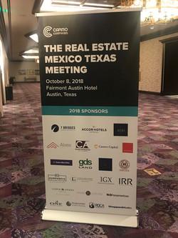 Real Estate Texas/Mexico 2018