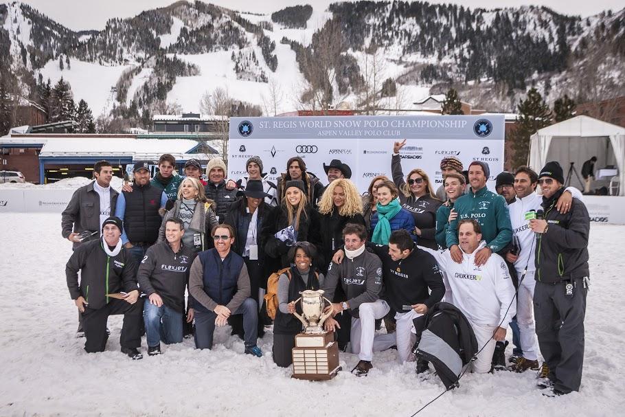 Aspen Snow Polo 2016