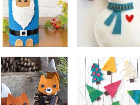 DIY Craft Supply Round Up: Holiday Edition!