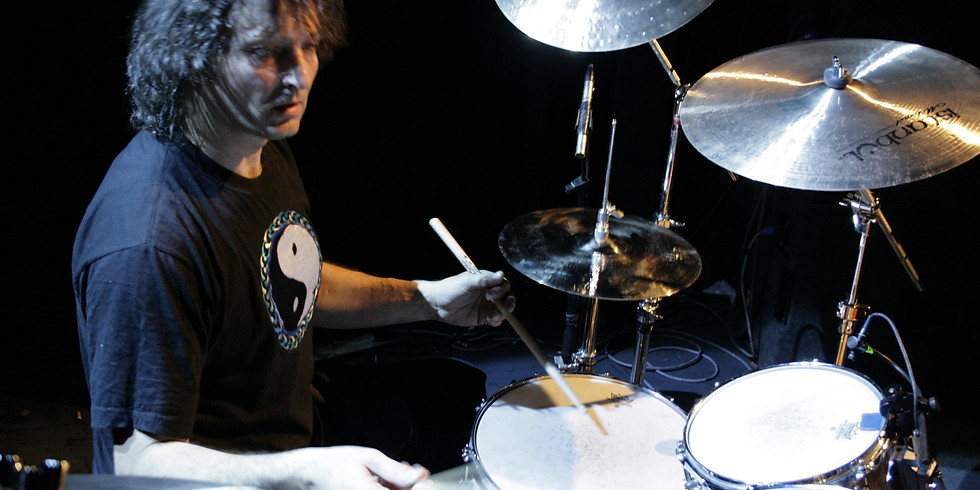 Kostas Anastasiadis Drums Masterclass