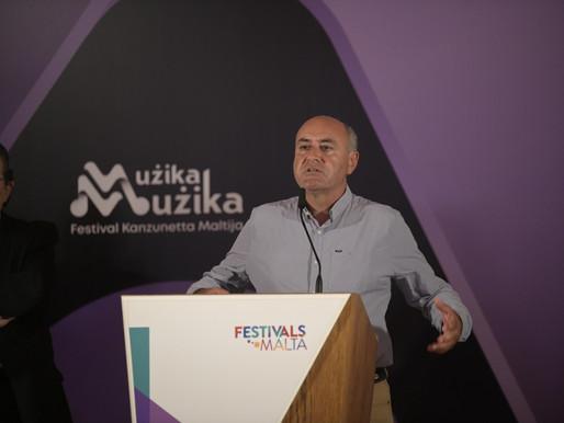 Il-Festival Kanzunetta Maltija Lura fuq il-Palk!