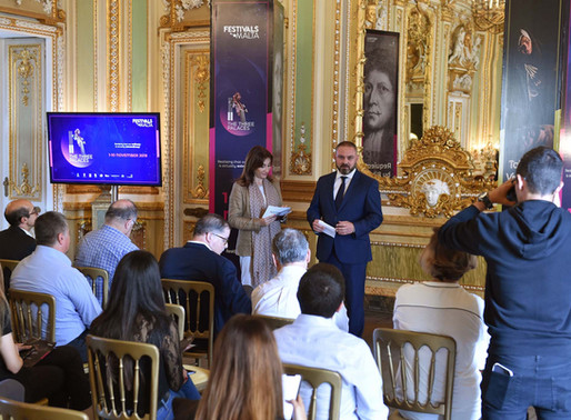 Festivals Malta launches the 7th edition of The Three Palaces Festival