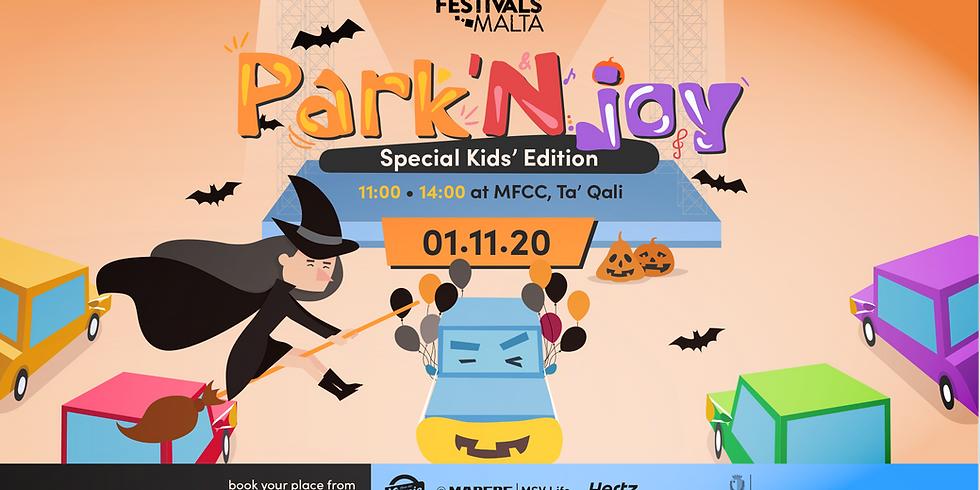 Park 'Njoy -  Il-Karozza tas-Saħħara | 11:00
