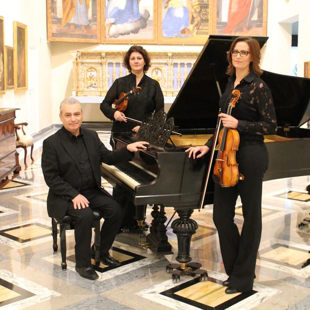 Chamber music at the Palace