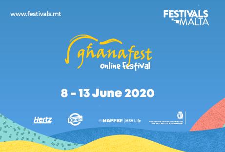 Għanafest 2020 goes Online!