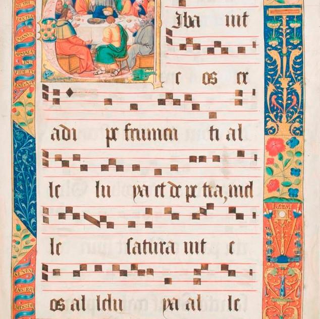 The L'Isle Adam Choir Books