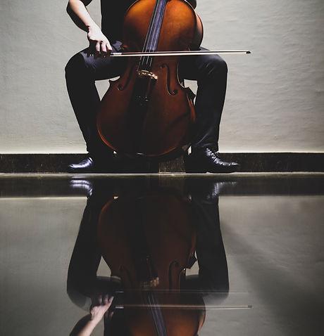 Chamber Concert - Hero Image by Eleazar