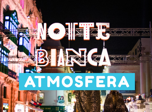 Notte Bianca 'Atmosfera': Opportunity for Business Establishments