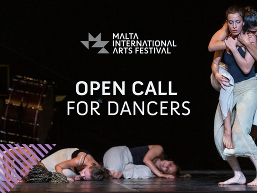 Open Call for Dancers