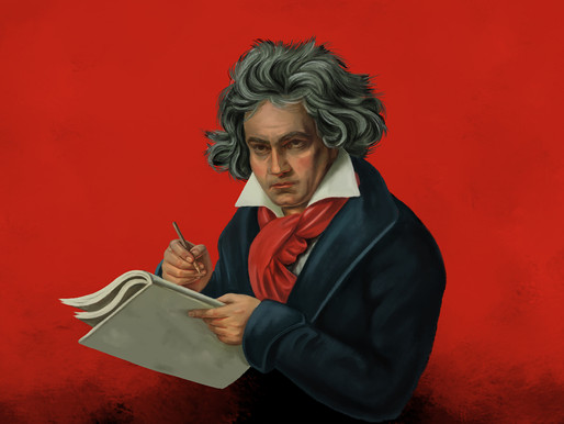 Bouncing with Beethoven