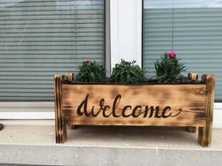 Welcome láda