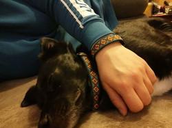 Fruzsina és kutyusa