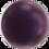 Thumbnail: Halas karkötő, bronz színű, bodza swarovski gyönggyel (ichthys)