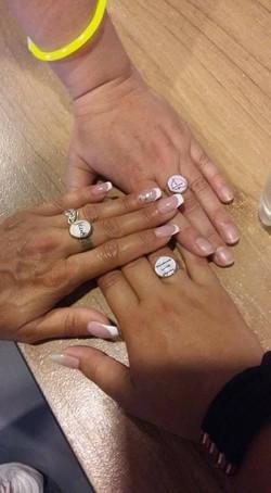 Gyűrűs kezek
