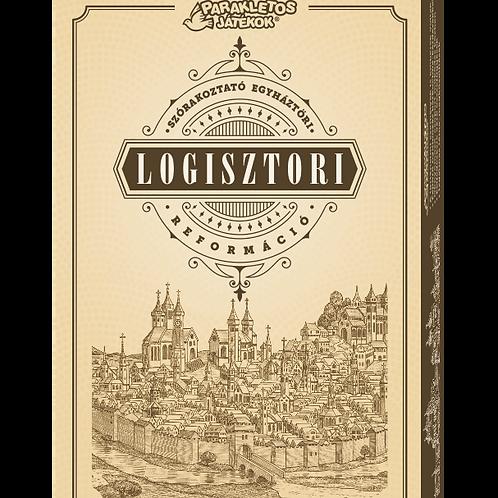 Logisztori – Reformáció 1. rész - nyomozós játék 14 éves kortól