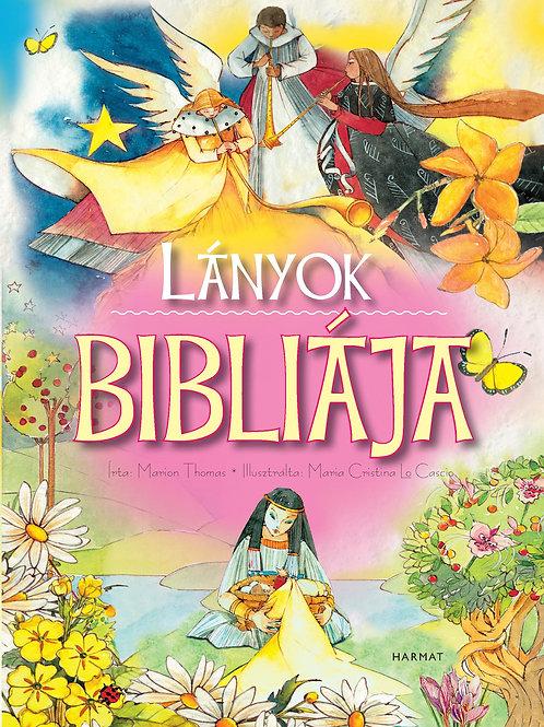 Marion Thomas: Lányok Bibliája, ajándékkönyv ünnepi alkalmakra