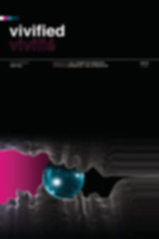 vivified poster, abstract approach