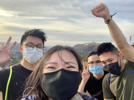 AIP Hiking